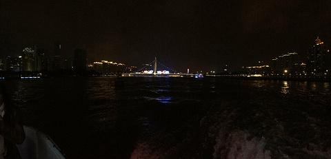 珠江旅游景点攻略图