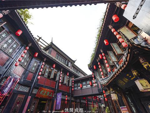 锦里古街旅游景点图片