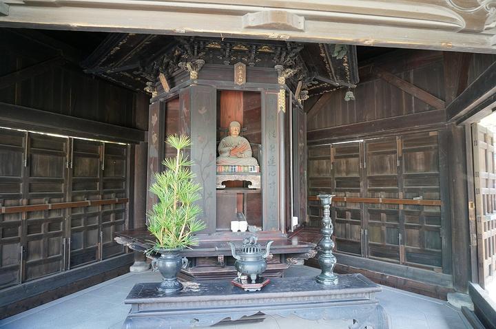 """""""这里供奉着日本最大的佛像_东长寺""""的评论图片"""
