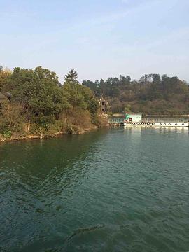 天目湖山水园旅游景点攻略图