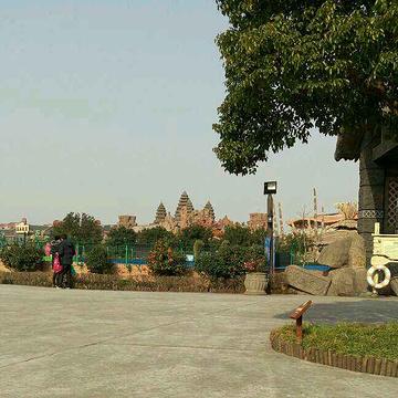 达蓬山旅游度假区旅游景点攻略图