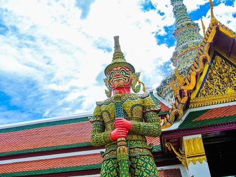 玉佛寺旅游景点图片