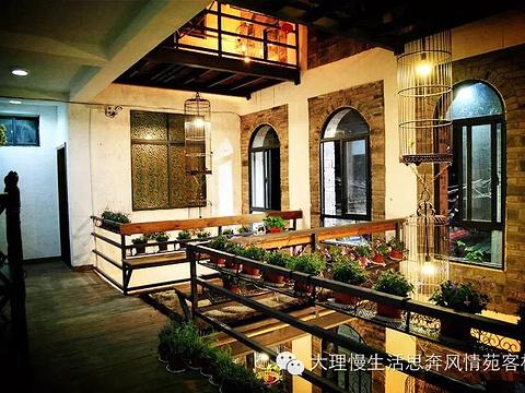 双廊古戏台旅游景点图片