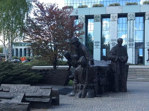 华沙起义纪念碑