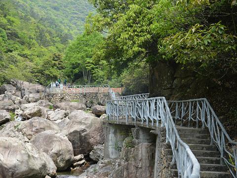 天目大峡谷旅游景点图片