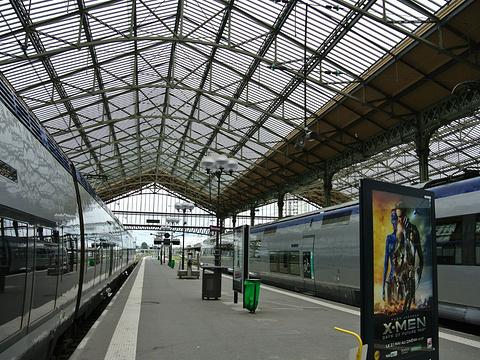 图尔站旅游景点图片