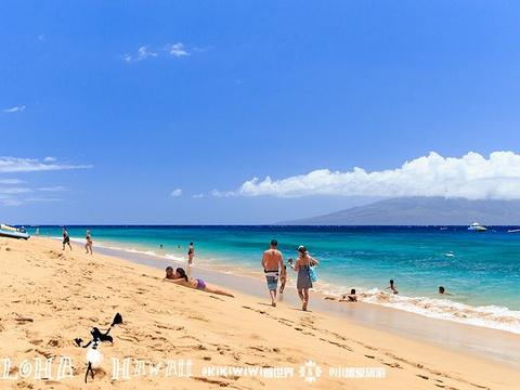 卡阿纳帕利海滩旅游景点图片