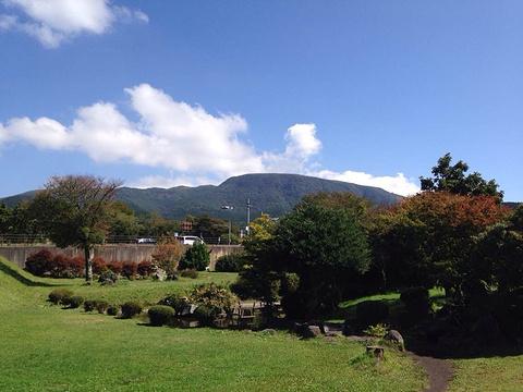 阿苏国立公园旅游景点图片