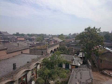 平遥古城的图片