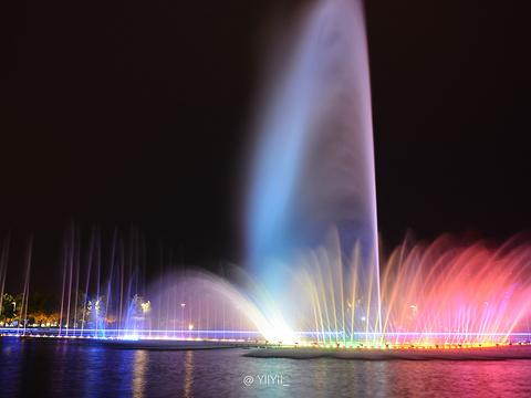 克拉玛依阳光水世界旅游景点图片