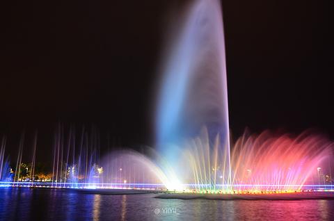 克拉玛依阳光水世界旅游景点攻略图