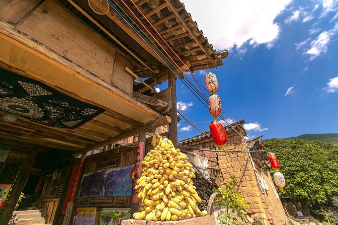 诺邓古村图片