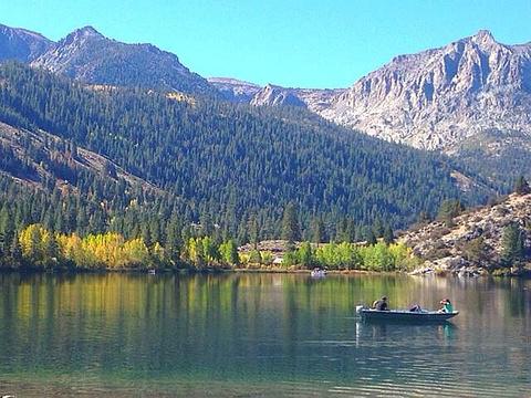 六月湖旅游景点攻略图