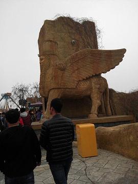 大连海昌发现王国主题公园旅游景点攻略图