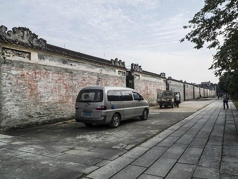 马降龙碉楼群旅游景点攻略图