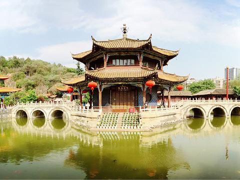 圆通寺旅游景点图片