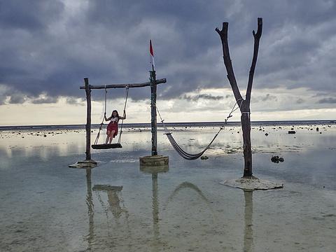 吉利岛旅游景点攻略图