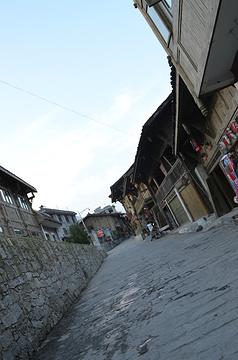 磨西古镇旅游景点攻略图