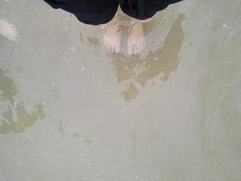 沙扒湾旅游景点攻略图