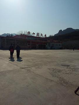 北九水风景区旅游景点攻略图