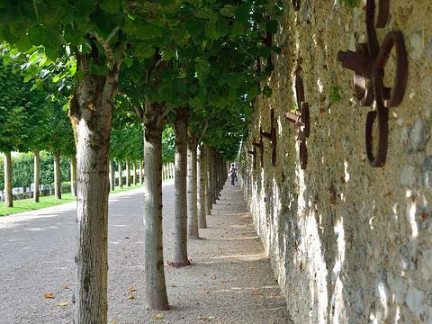 维朗德里城堡和花园旅游景点图片