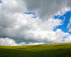 天边草原·乌拉盖