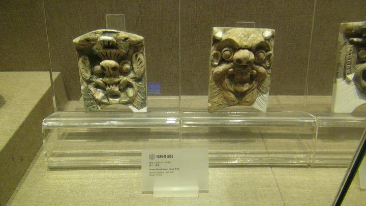 """""""参观的人很少,我参观的时候总共不超过20个人吧.我不是广东人,这次去广州正是为了南越王宫殿遗址_西汉南越王博物馆""""的评论图片"""