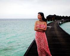 水上水下的乐园 - 马尔代夫双岛游