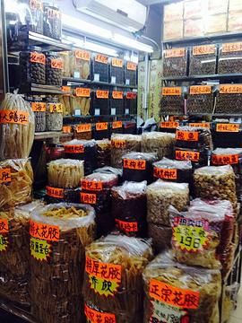 黄沙海鲜水产交易市场旅游景点攻略图