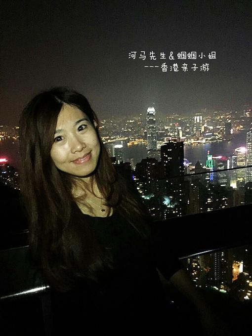 太平山顶夜景图片