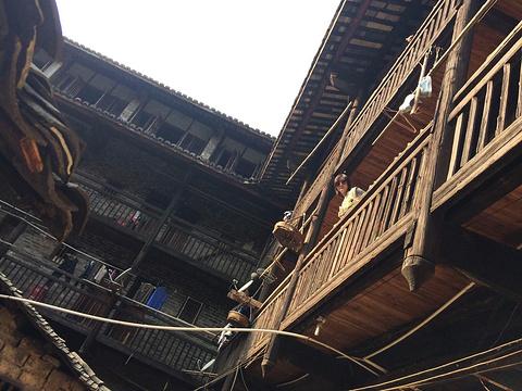 杨村燕翼围旅游景点图片