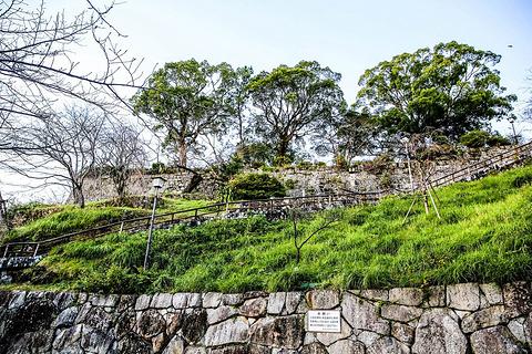 丹鹤城公园旅游景点攻略图