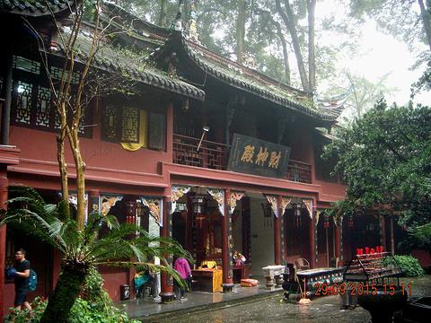 建福宫旅游景点攻略图