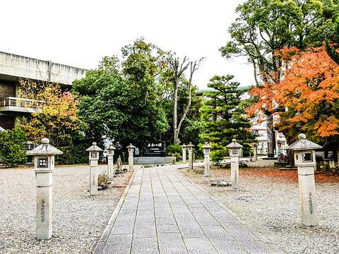京都灵山护国神社旅游景点图片