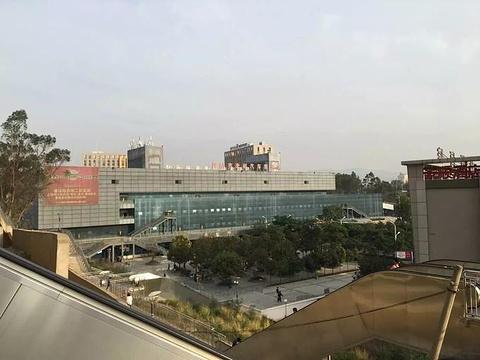 东川红土地旅游景点攻略图