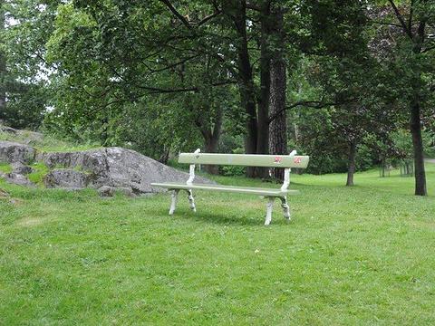 西贝柳斯公园旅游景点图片