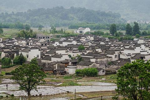 卢村旅游景点攻略图