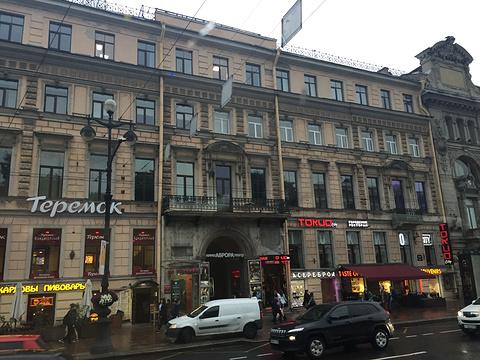 俄罗斯博物馆旅游景点攻略图