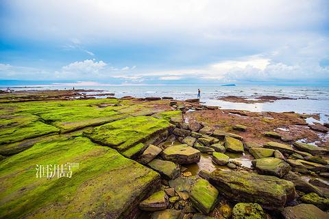 五彩滩旅游图片