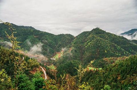 汪槎村旅游景点攻略图