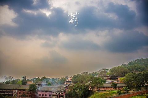 广德寺风景区旅游景点攻略图