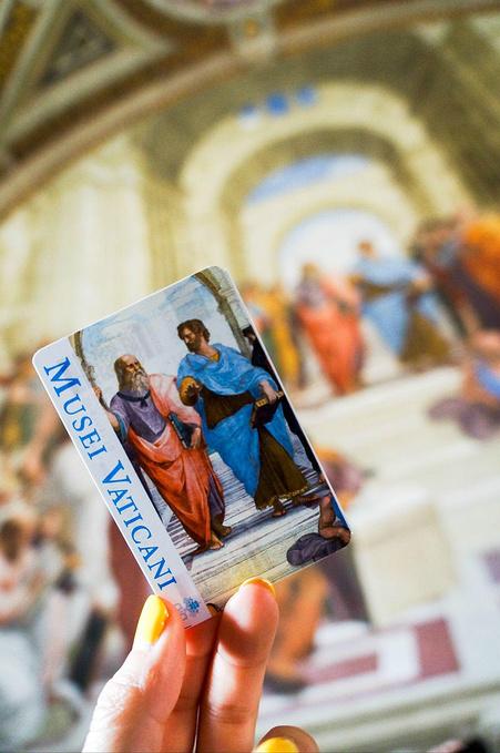 梵蒂冈博物馆图片
