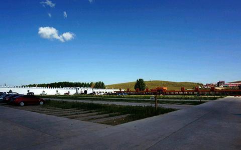 大汗行宫景区旅游景点攻略图