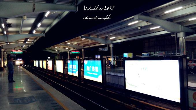武汉轨道交通2号线图片