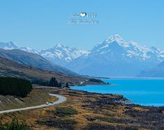 2016兰之盛夏,新西兰15天环岛之旅