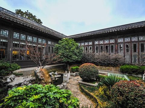 南京总统府旅游景点图片