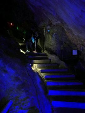 六洞山地下长河旅游景点攻略图