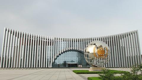 日照城市规划展览馆旅游景点攻略图