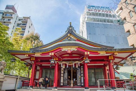 神户北野天满神社的图片