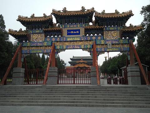 中岳庙的图片